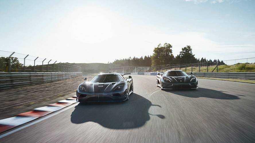 VIDÉO - Koenigsegg présente Thor et Väder