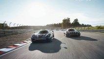 Koenigsegg Agera Thor et Vader