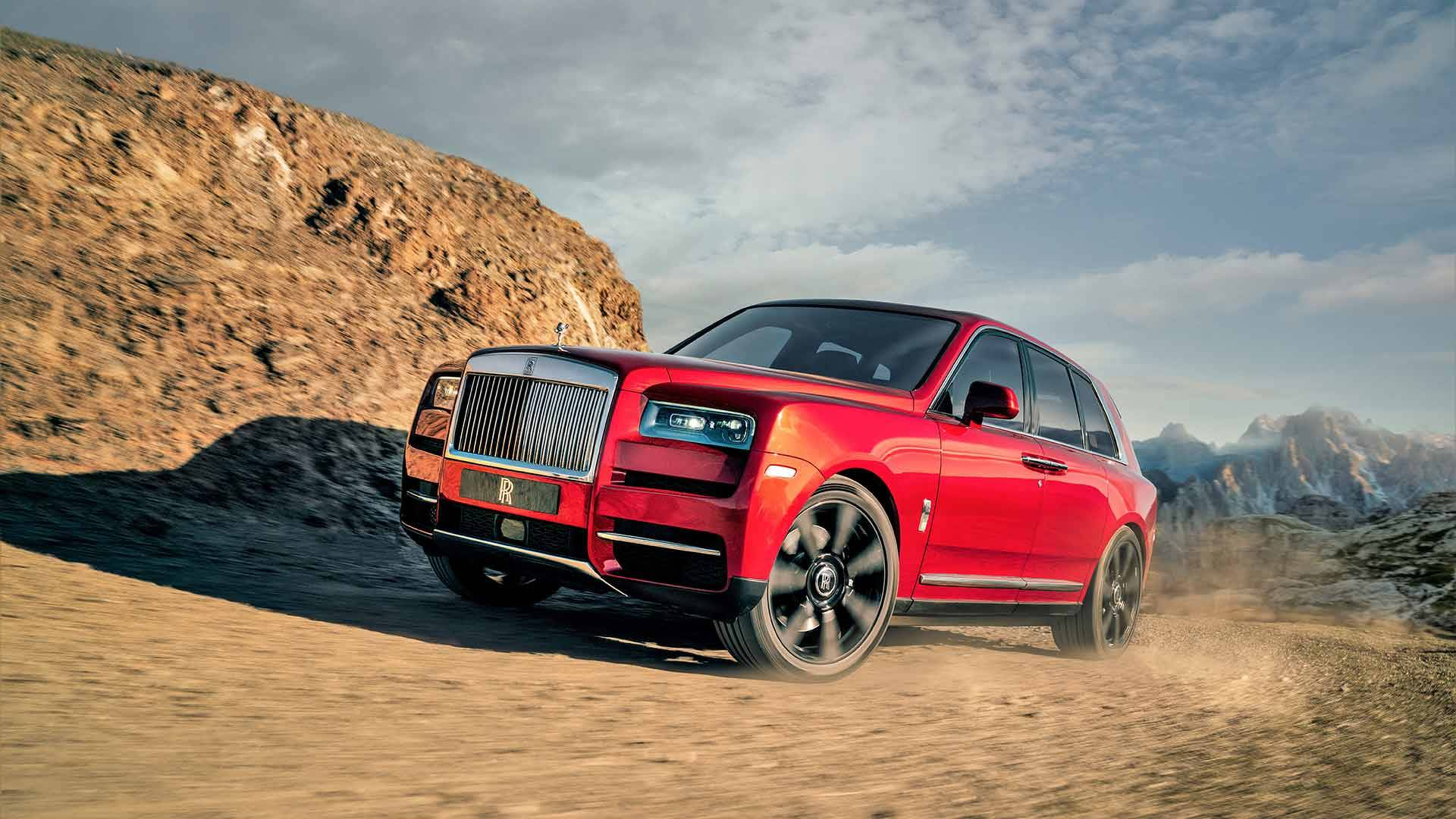 Rolls Royce Cullinan How Does It Compare To The Bentley Bentayga