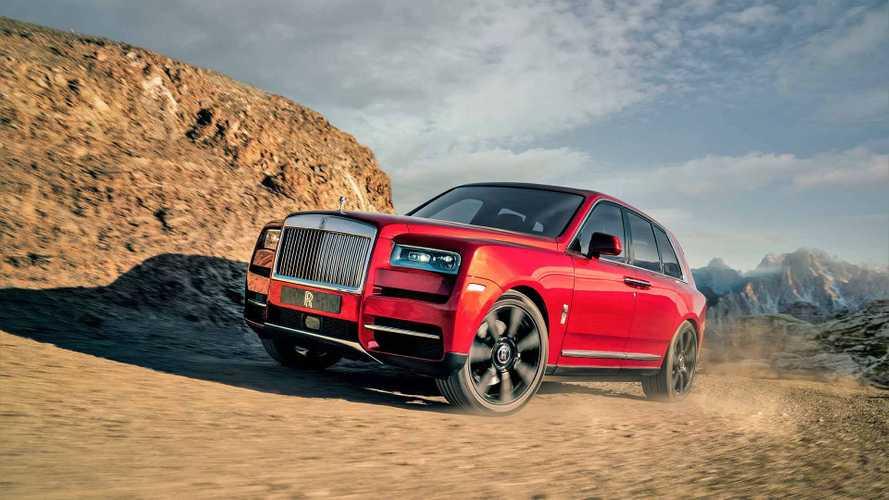 Descubre el nuevo Rolls-Royce Cullinan 2018 (actualizado con vídeo)