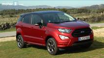 ford ecosport 2018 diesel prueba video