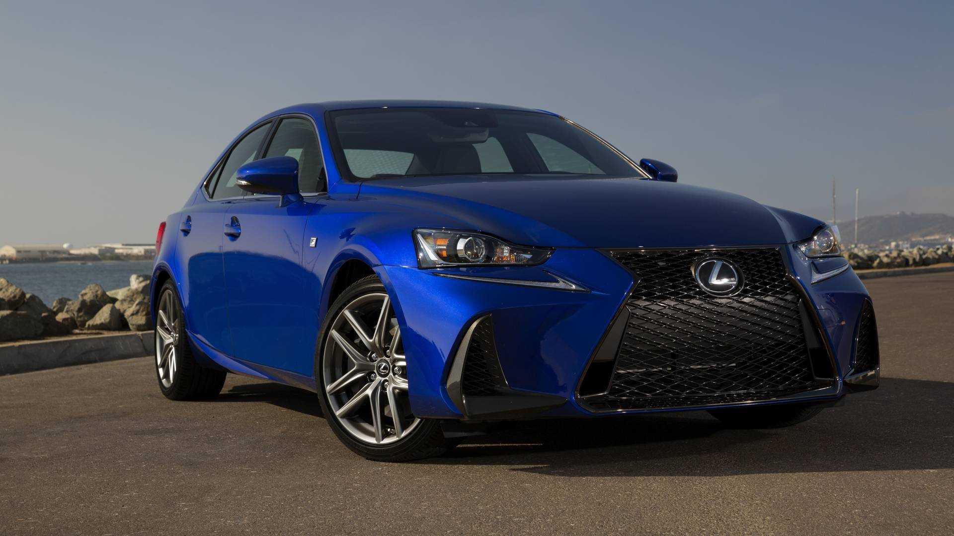Ogromnie New Lexus IS Might Get Supra's BMW Inline-Six Engine DW99