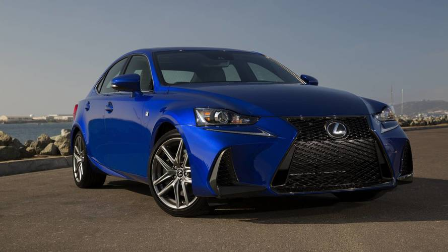 New Lexus IS might get Toyota Supra's engine