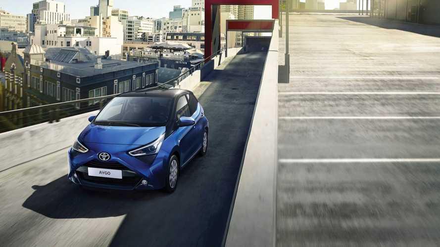 Toyota Aygo, si apre a un futuro elettrico