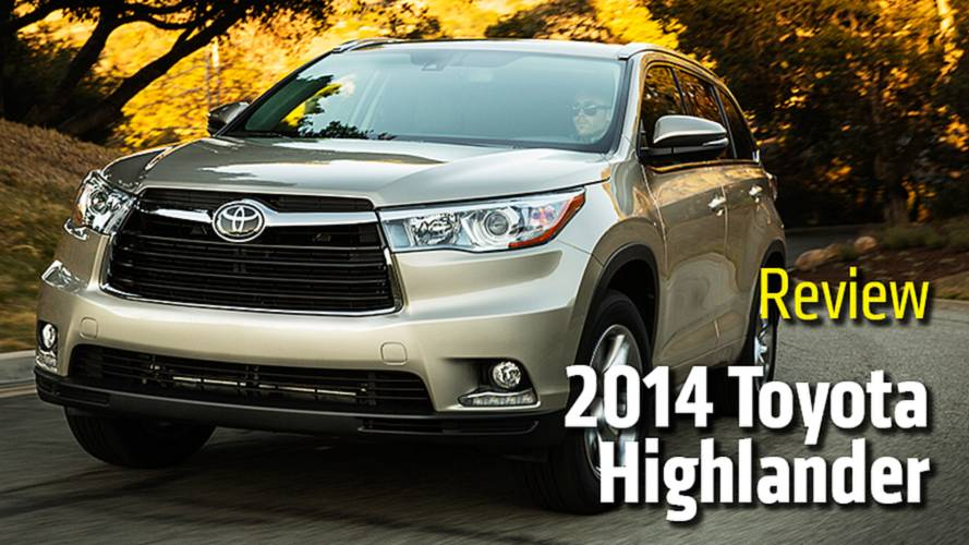 Review: 2014 Toyota Highlander