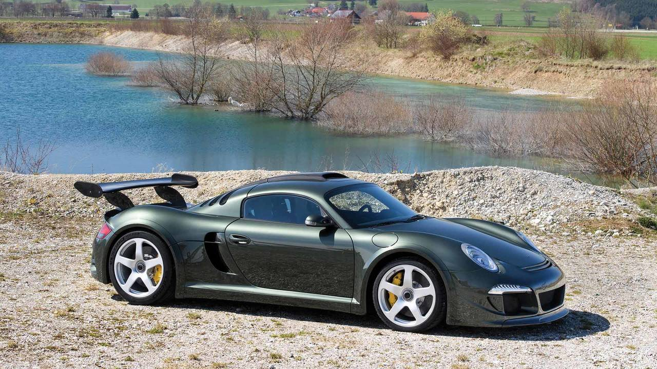 2018 Ruf CTR3 Clubsport Auction