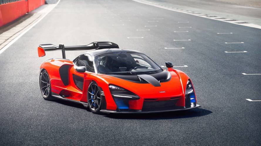 McLaren Is Testing An EV – But It Doesn't Think It's Good Enough