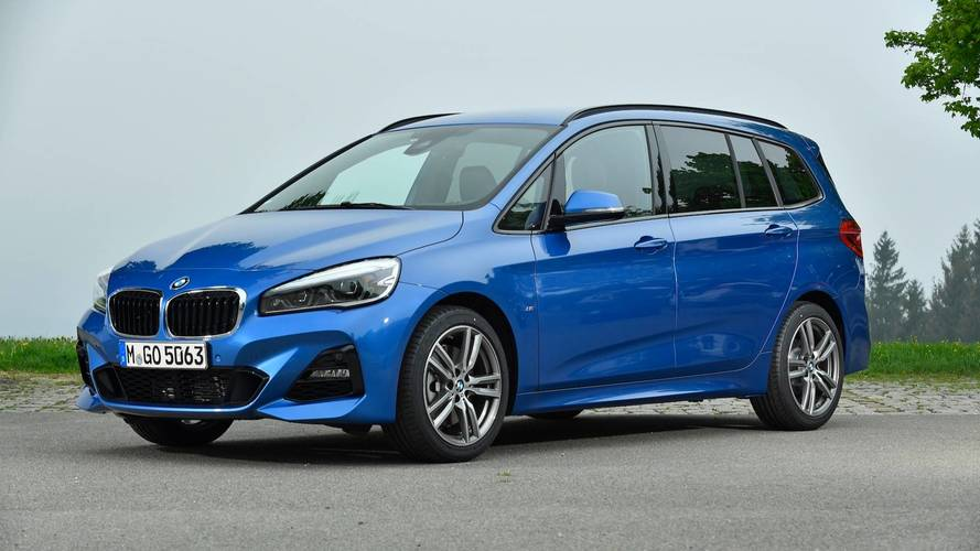 The 2018 BMW 2 Series GT was the UK's fastest selling car in April