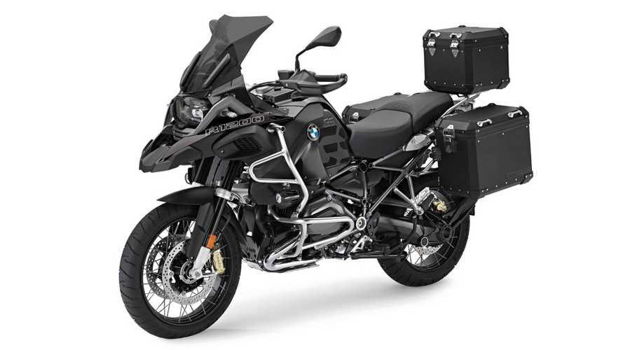 BMW Motorrad lanza nuevos accesorios Edition Black para las R 1200 GS