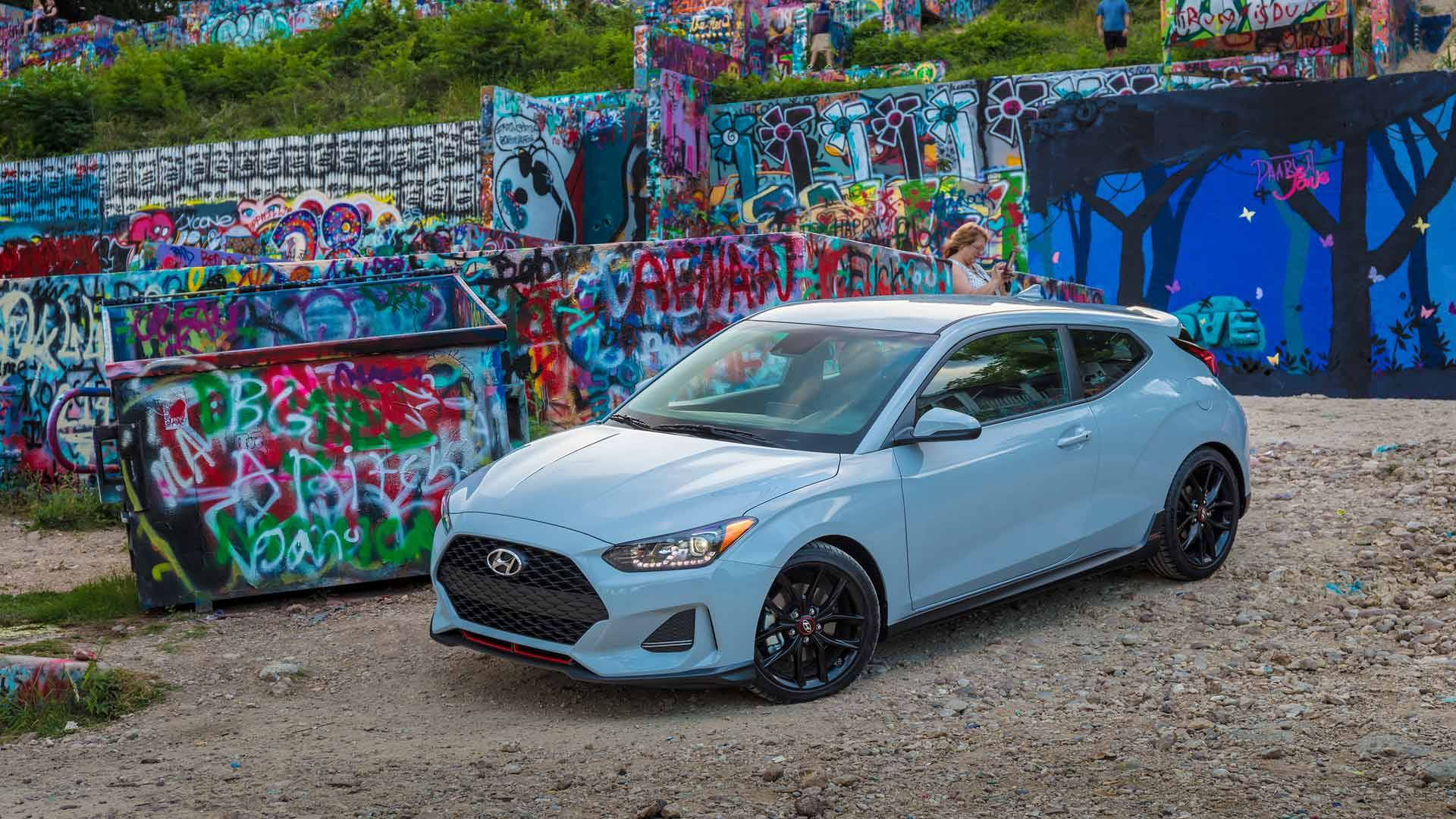 2019 Hyundai Veloster Starts At $18,500, Turbo Goes For $22,900