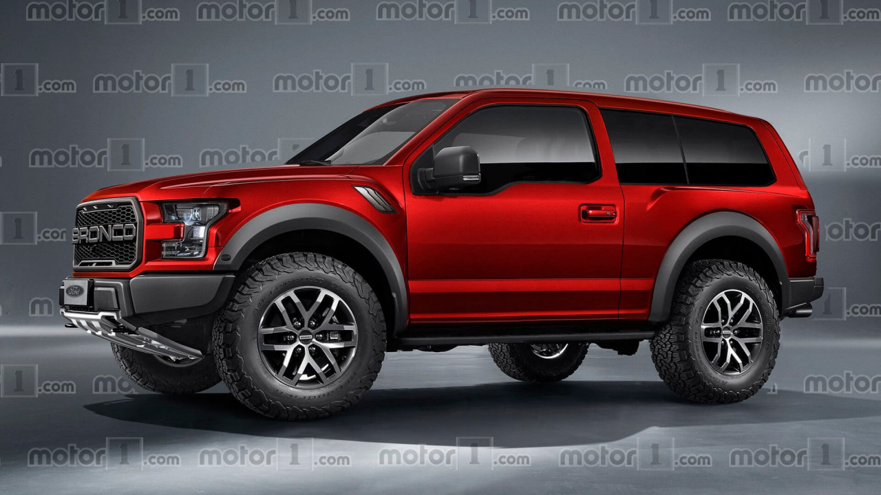Ford Bronco – 2020