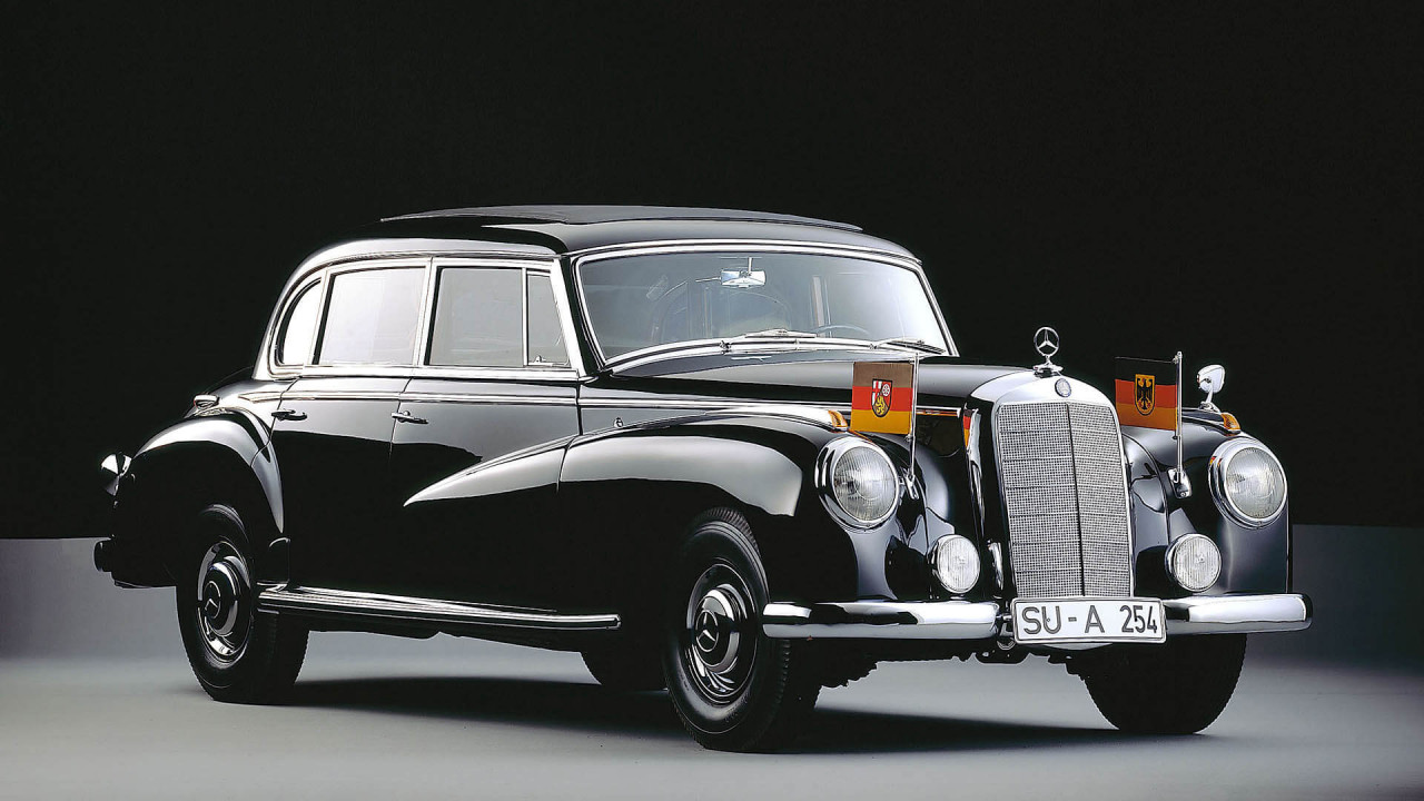 "Mercedes 300: ""Adenauer"""