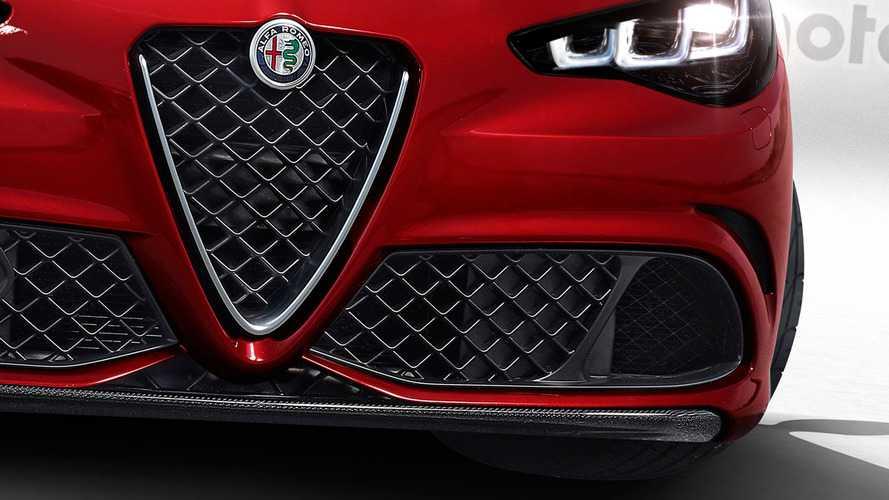 Nuova Alfa Romeo GTV, il rendering