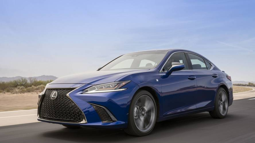 2019 Lexus ES 350 Gets $550 Price Increase, Starts At $39,500