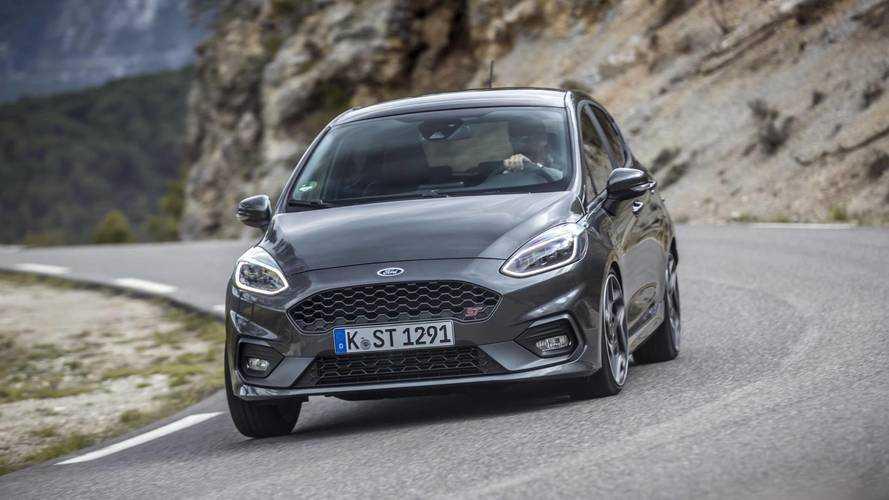 Ford Fiesta RS gerçekleşmeyecek