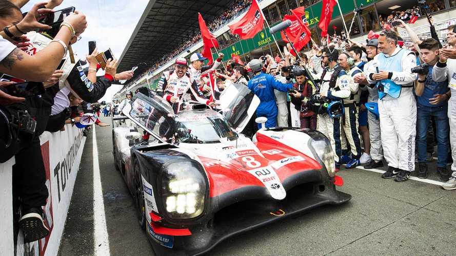 Il successo dell'ibrido Toyota nella corsa più