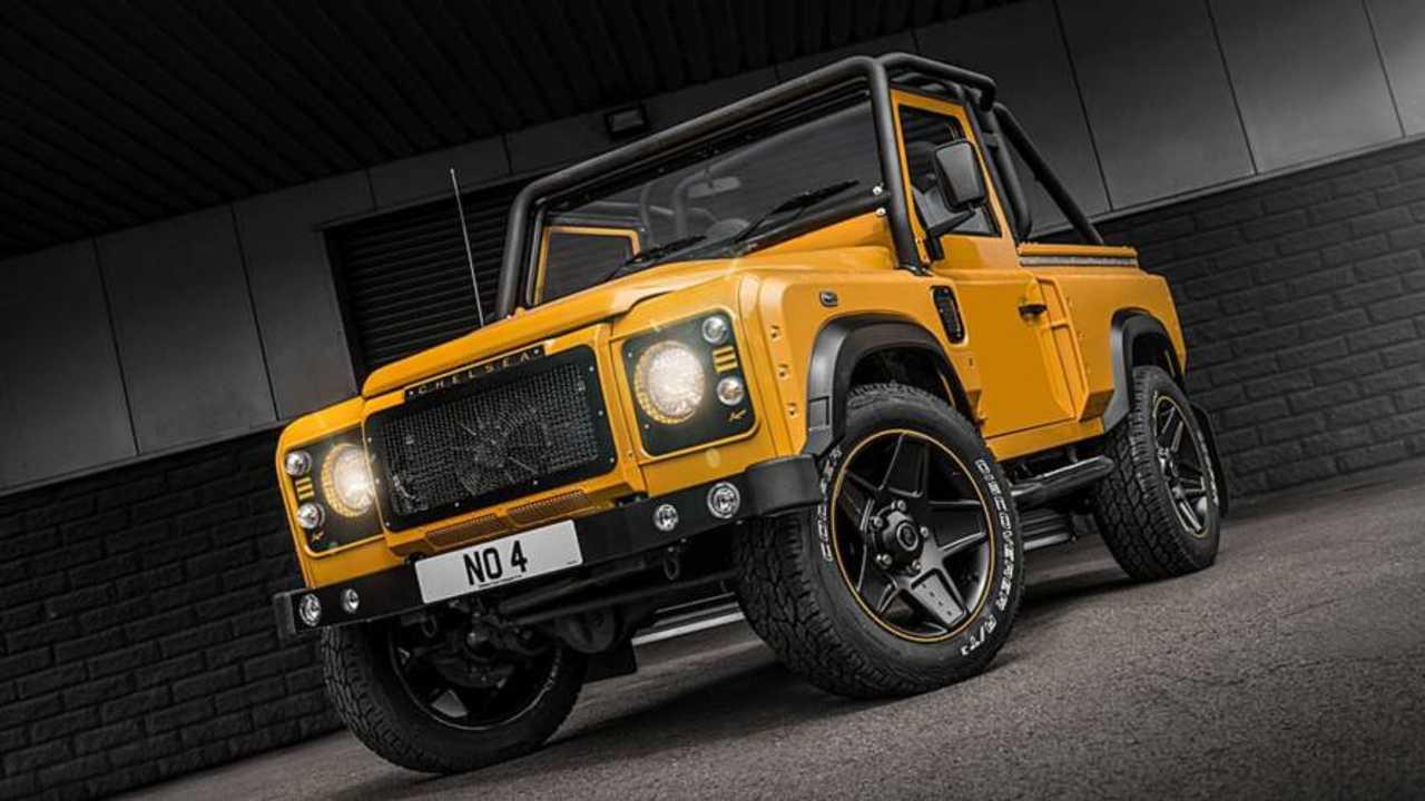 Defender 2.2 TDCI XS 90 Chelsea Truck Co