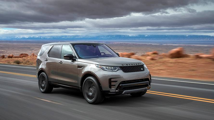 Vendas no Reino Unido: Land Rover tem resultado histórico em outubro