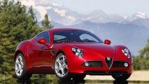 So könnten Alfa 8C und GTV aussehen