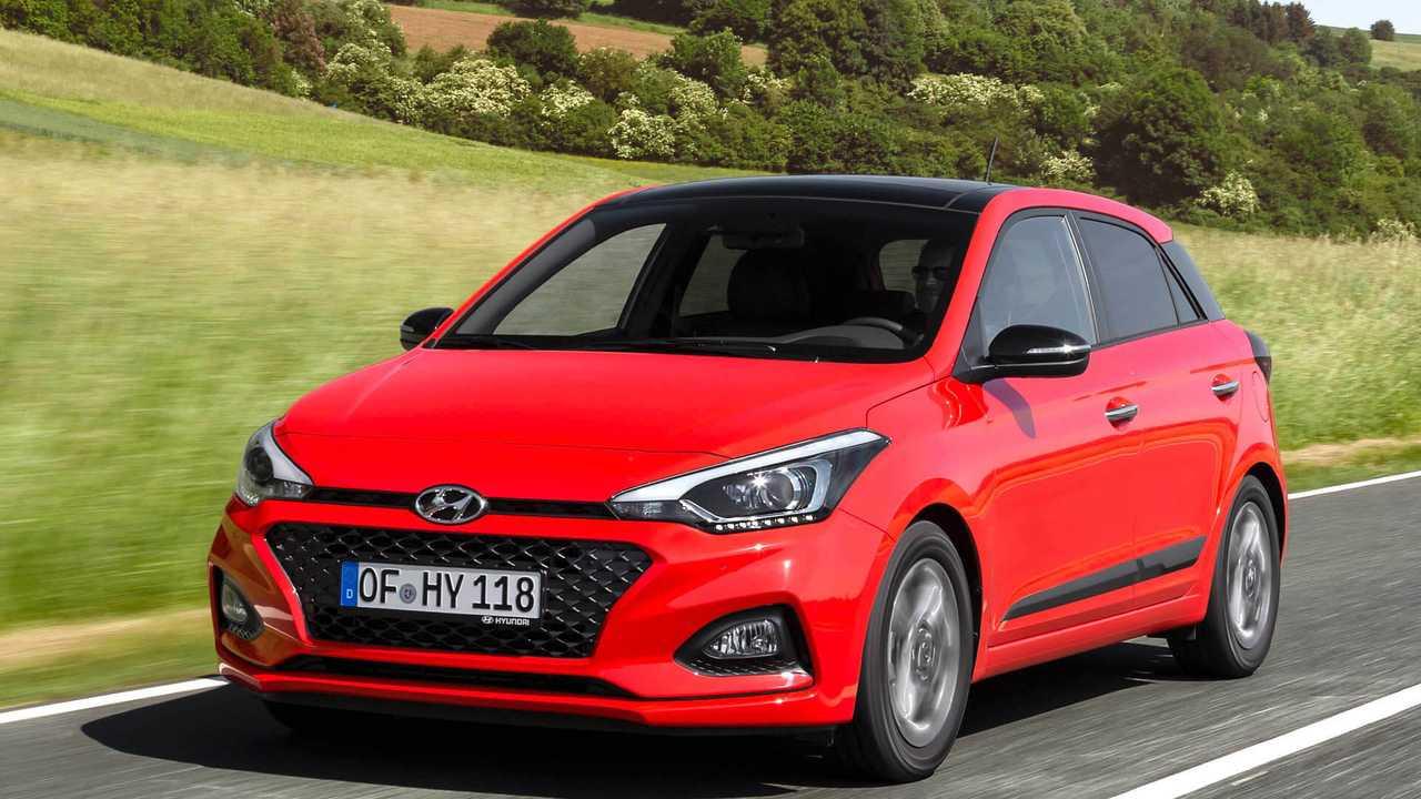 Test: Hyundai i20 Facelift