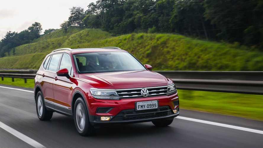 Tiguan ganha versão Comfortline 2.0 na Argentina - Veja como fica linha de SUVs no Brasil