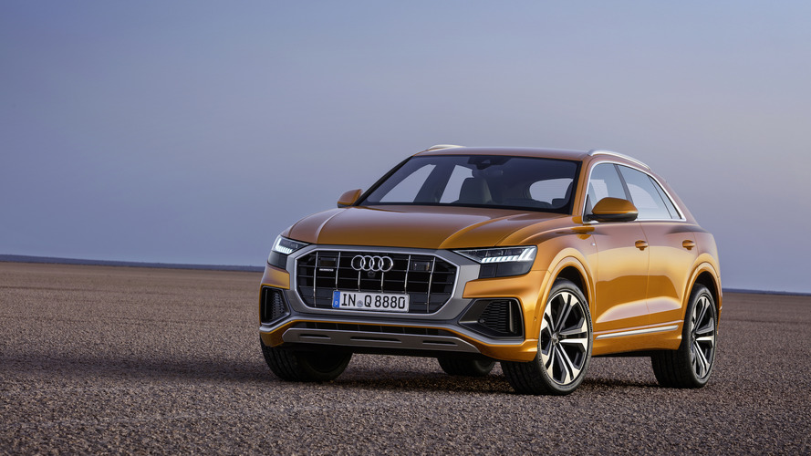 Audi Is Finally Entering The Coupe-SUV Segment With All-New Q8