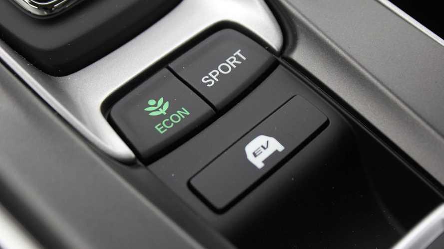 Honda Accord Hybrid 2018- Avaliação
