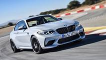 bmw m2 competition 2018 potencia