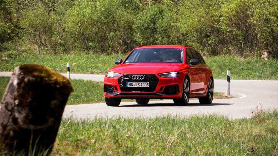 Audi RS 4 Avant im Test