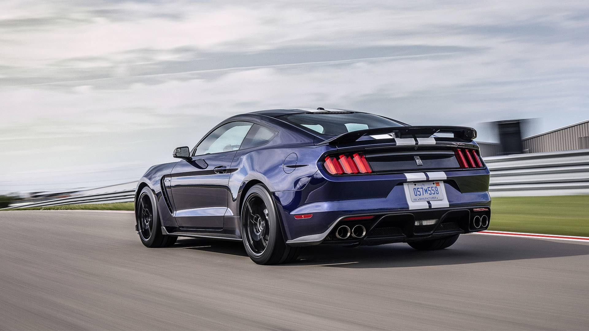 2019 ford mustang shelby gt350 gets sharper more stylish