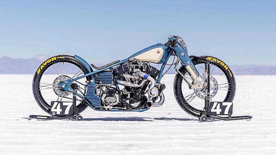 """Bike of the Week: Lucky Custom's """"Cheetah"""""""