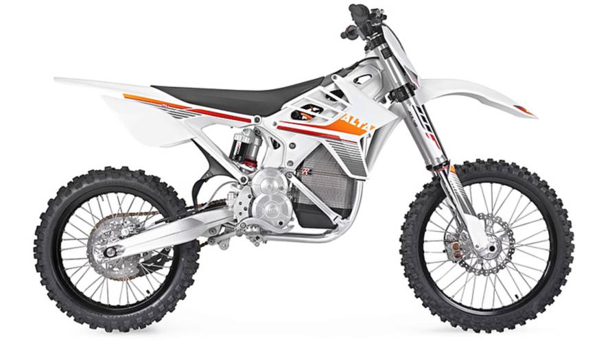 Alta Motors Announces Hot New 2018 Redshift MXR