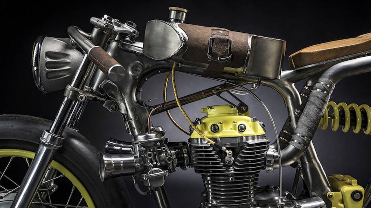 Bike Of The Week Titans One Cb350 Cafe Build Building A Honda Pit