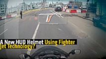 a new hud helmet using fighter jet technology