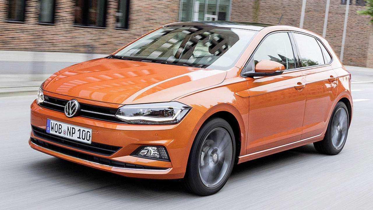 Kleinwagen: Auch hier führt VW