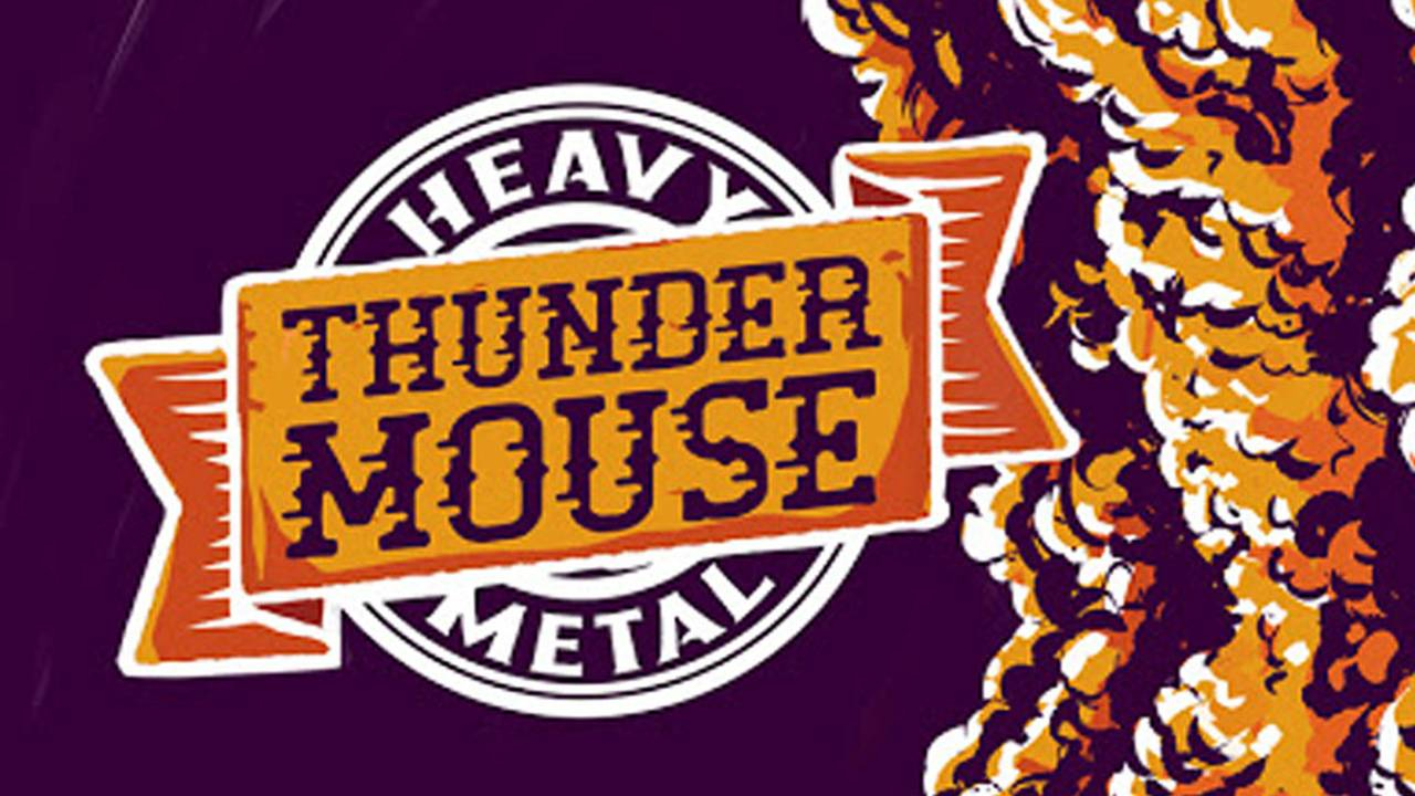 Mice, Motorcycles, and Mayhem - Heavy Metal Thunder Mouse