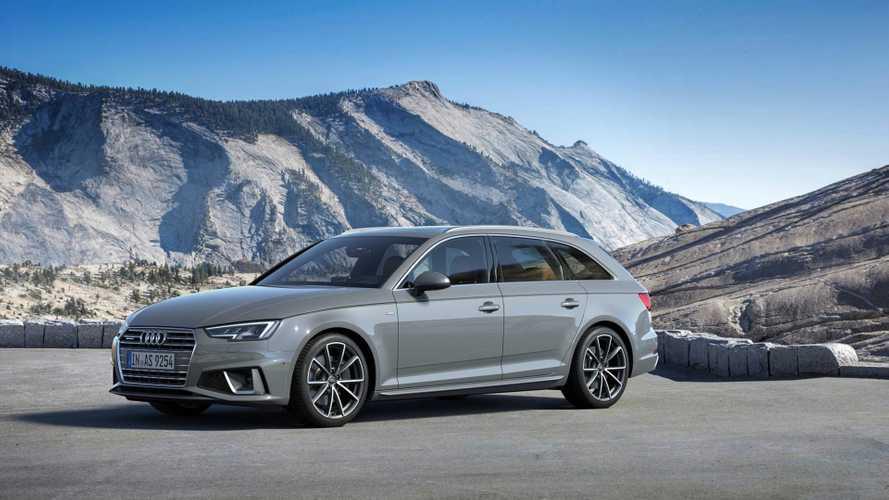 Audi A4, il