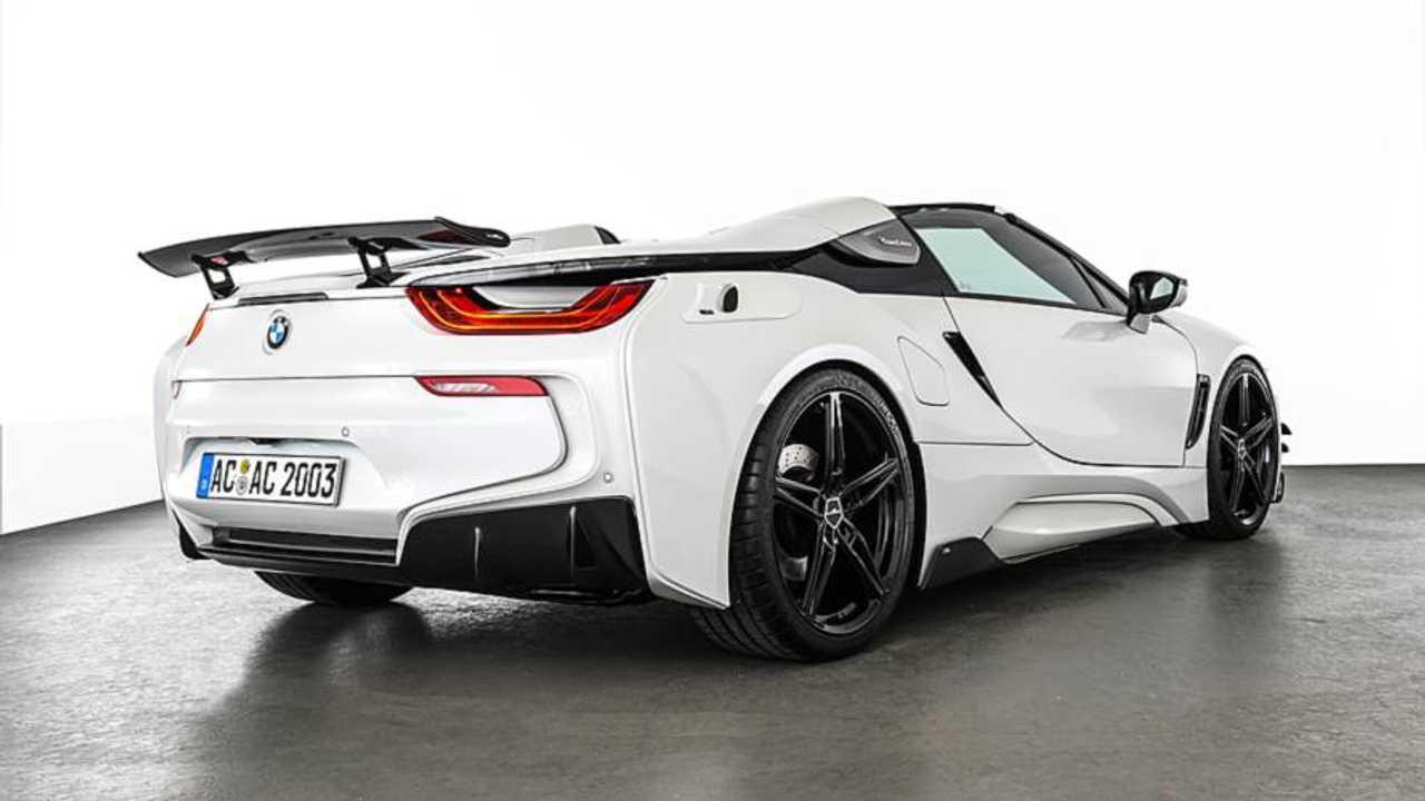 BMW i8 Roadster by AC Schnitzer