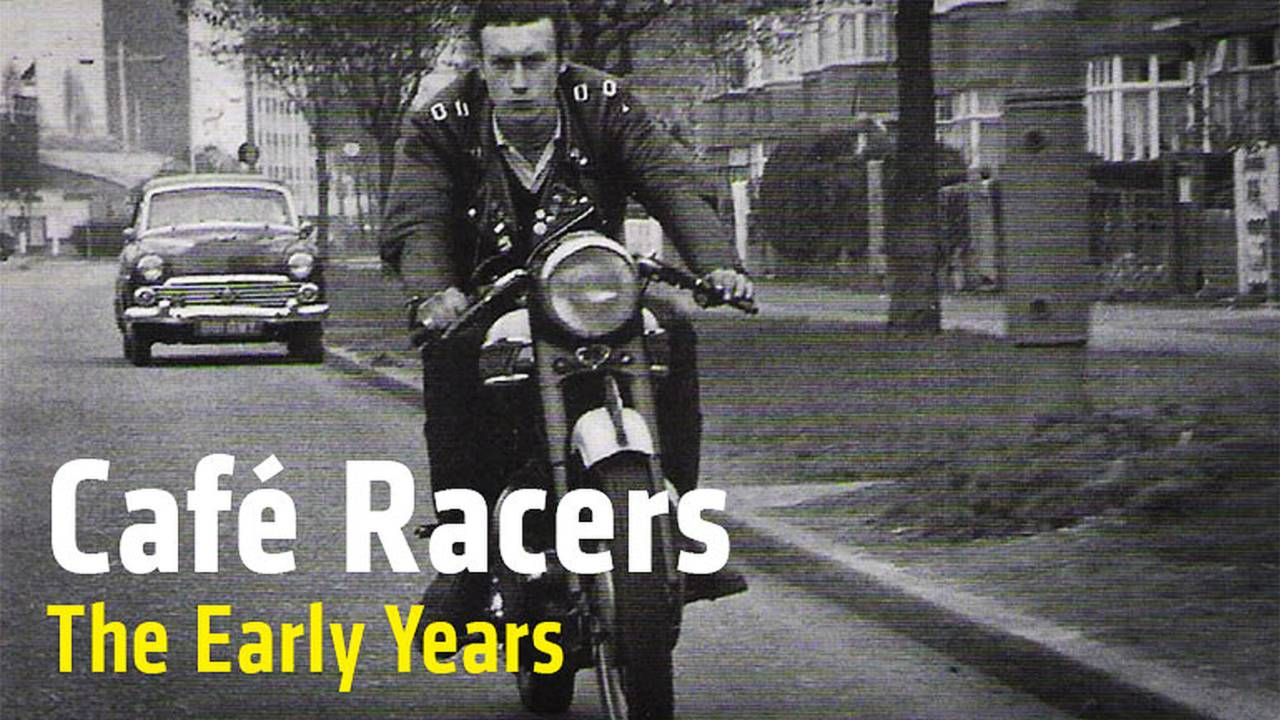 Motorcycle History: Café Racers – The Early Years