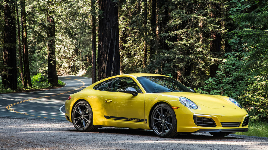 Porsche 911 Carrera T Will Live On In Next-Generation