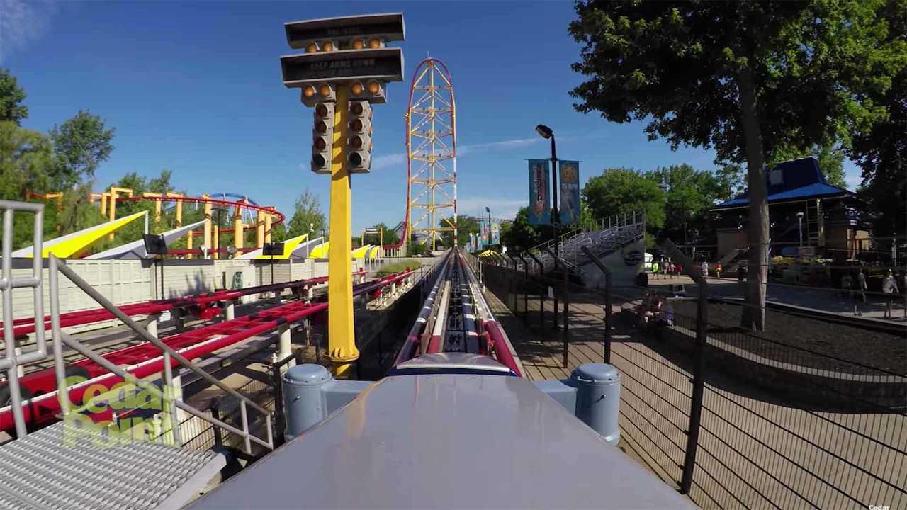 Top Thrill Dragster - Cedar Point