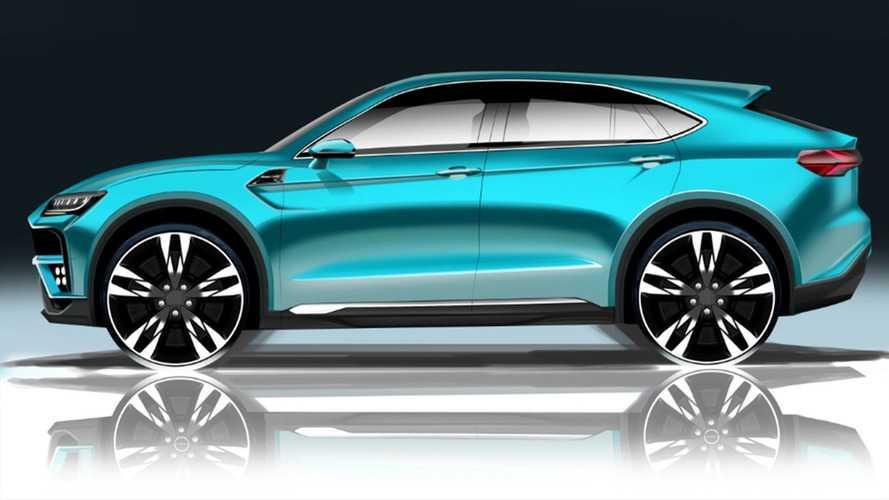 Hamarosan jön a kínai Lamborghini Urus-másolat