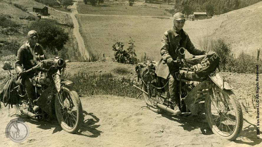 Sisters' Centennial Motorcycle Ride Honors Female Riding Pioneers