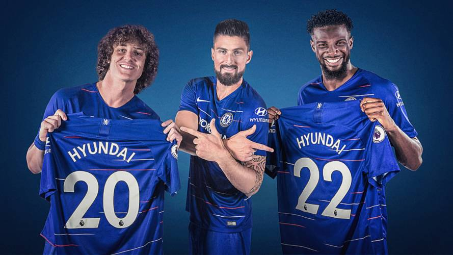 Hyundai partners with Chelsea FC