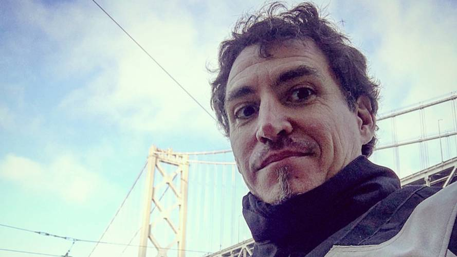 Italian Rider Stefano Mangini Begins Pan-American Adventure