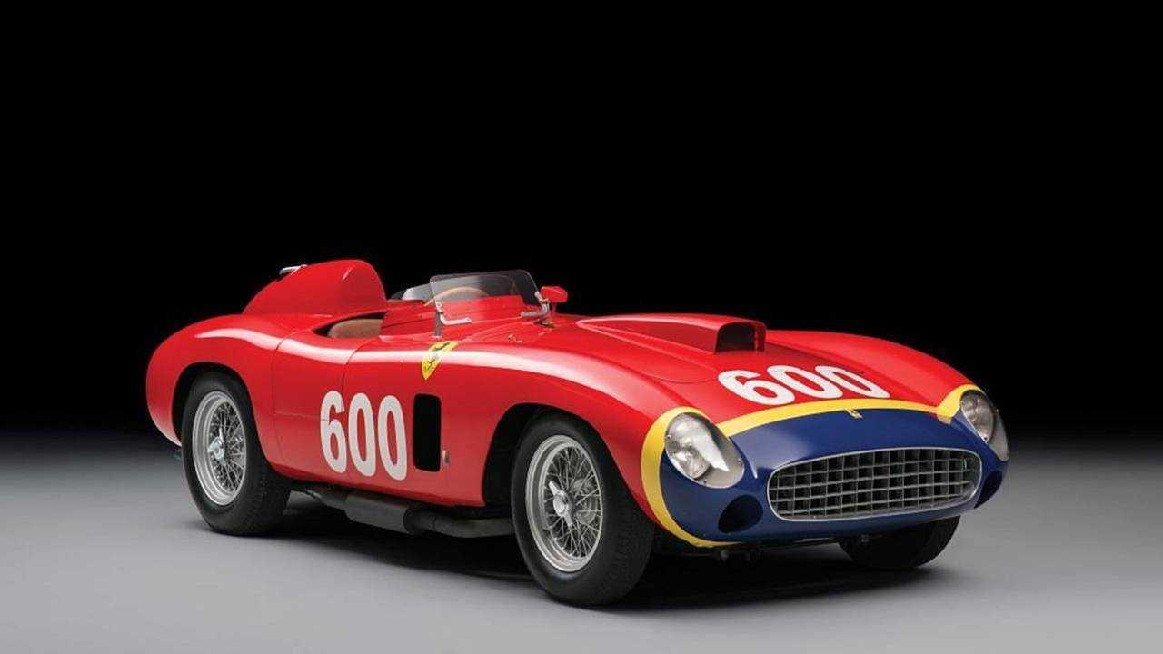 4.- Ferrari 290 MM (1956)