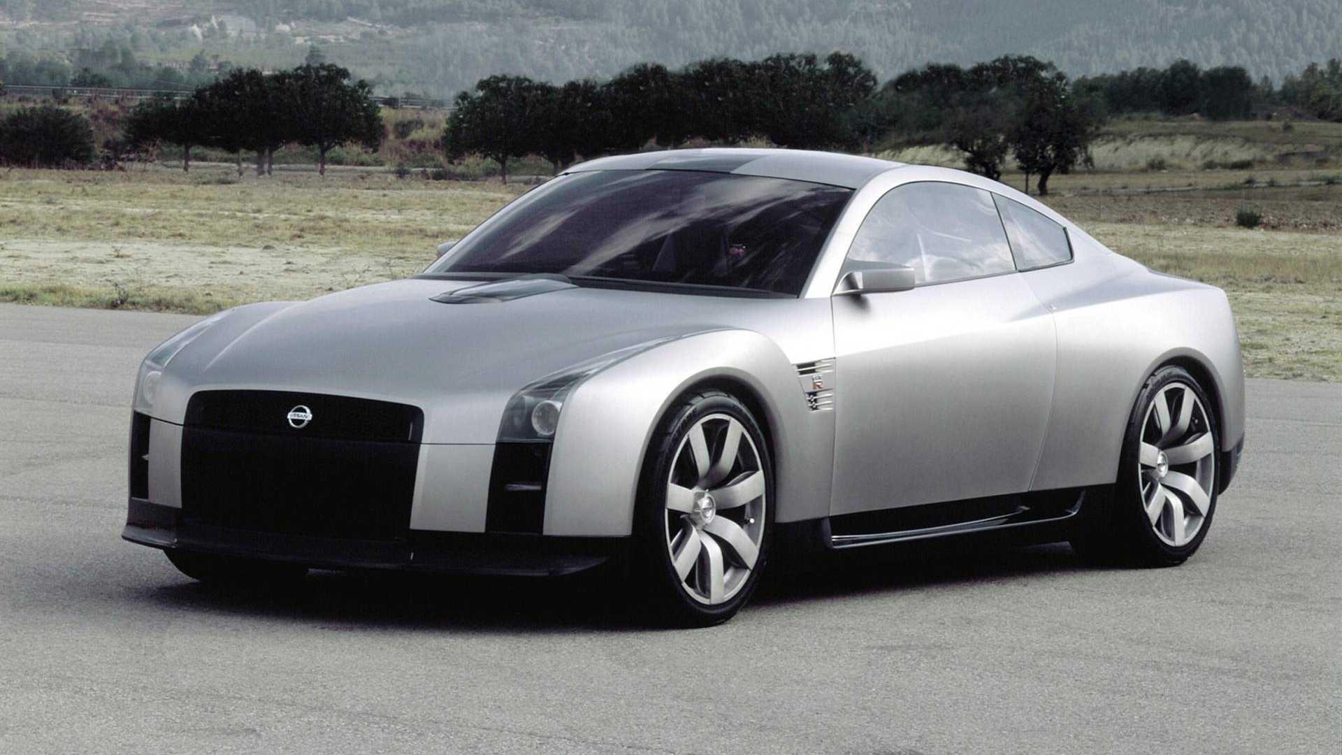 2001 Nissan GT-R: Concept We Forgot