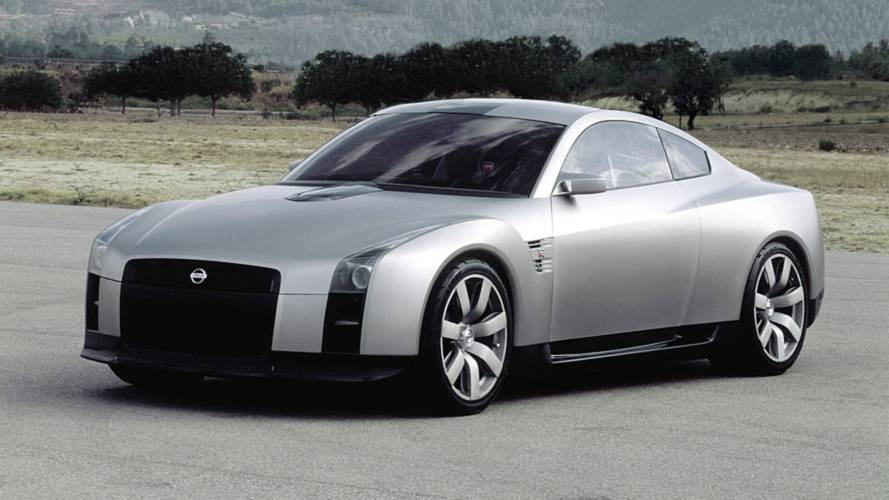 2001 Nissan GT-R: забытые концепт-кары