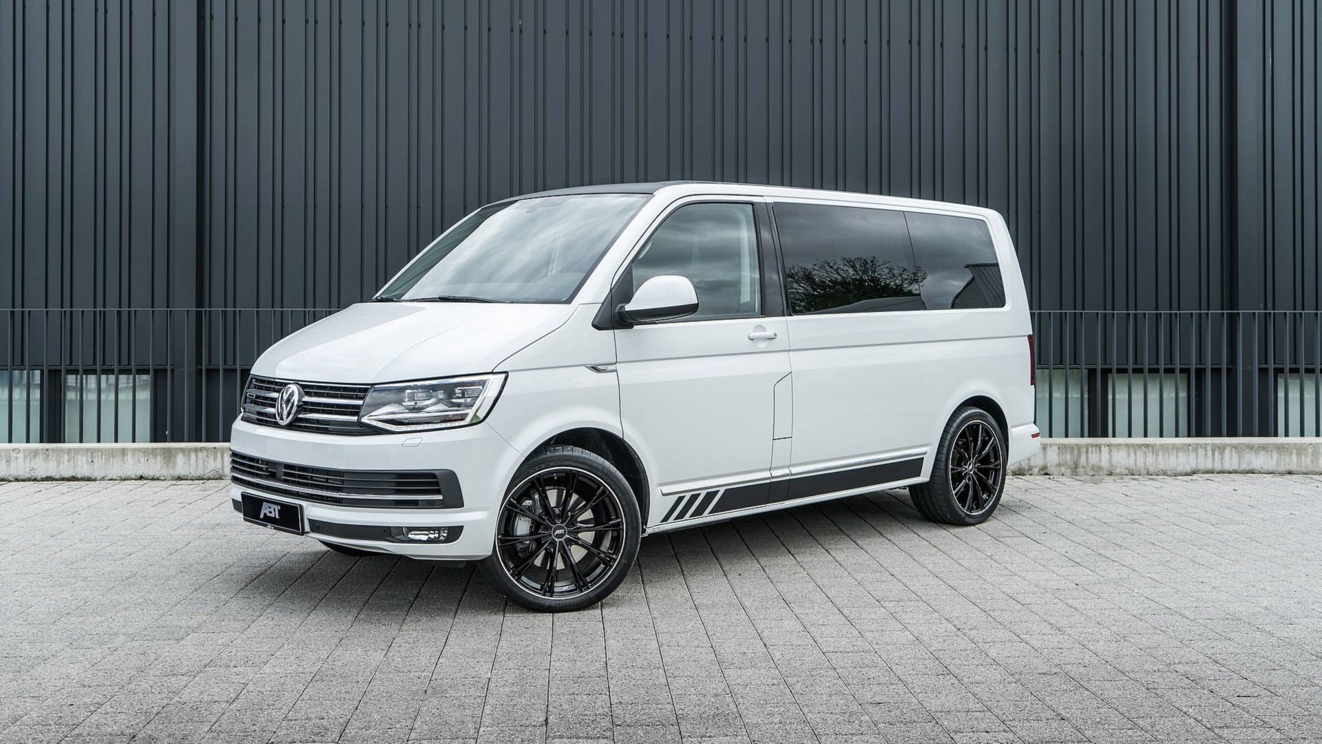 236 Horsepower Vw T6 With 20 Inch Wheels Is Not Your Ordinary Van