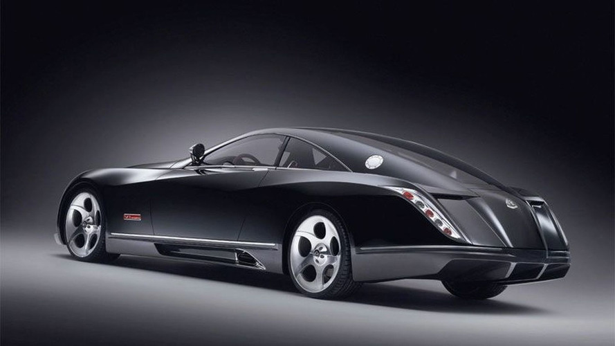 Maybach Exelero show car handed over to Fulda Reifenwerke